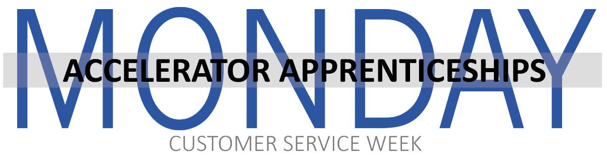 Customer Service Week - Monday