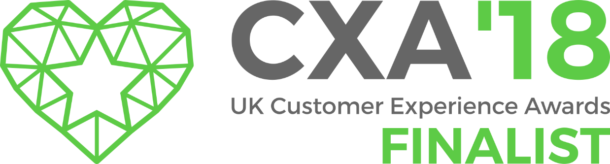Accelerator Solutions shortlisted for UK Customer Experience Awards 2018...